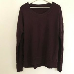 Athleta Size Large Pullover Sweater Activewear